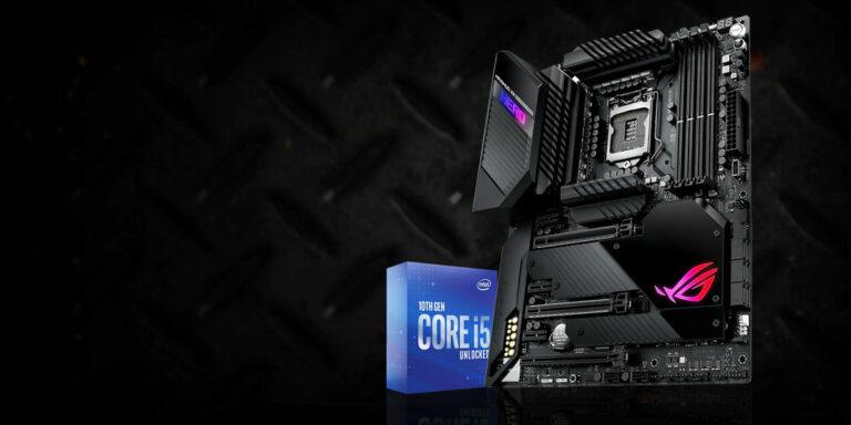 Top 7 Best Motherboards for i5 10600K