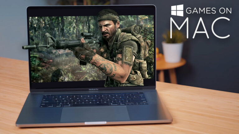 How to Play Windows Games on Mac