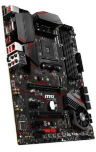 MSI MPG Gaming Plus x570 motherboard