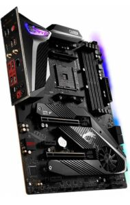 MSI MPG Gaming Pro Carbon WiFi x570 motherboard