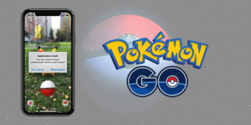 Fix: Pokemon GO Crashes in iOS