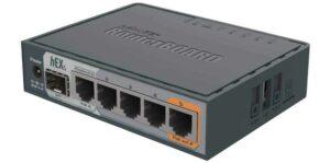 MikroTik hEX S Gigabit Ethernet Router (RB760iGS)