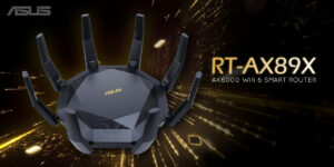 ASUS RT-AX89X (AX6000) Review