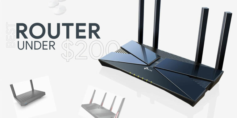 Best Routers under $200