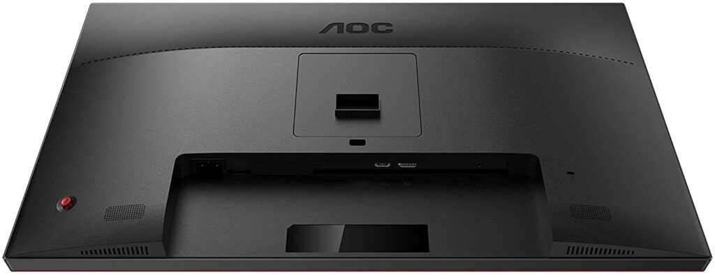 Number of Ports on AOC G2790VX