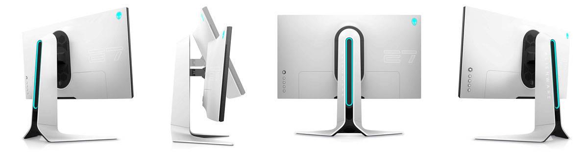 Alienware AW2721D Design