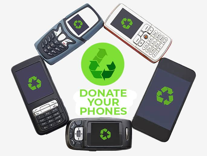 Donate Your Old Phones