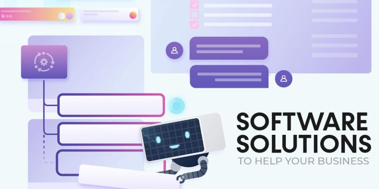 5 Software Solutions to Help Your Business