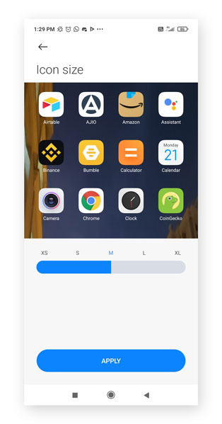 Built-In Feature To Change App Icons On Android