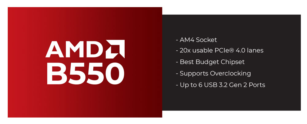 AMD B550 Chipset Review
