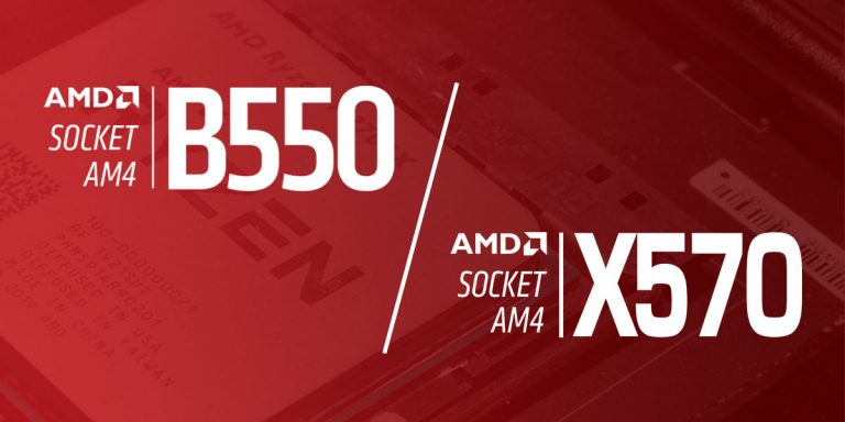 B550 vs X570 | Which is the Best Chipset for Ryzen 5000?