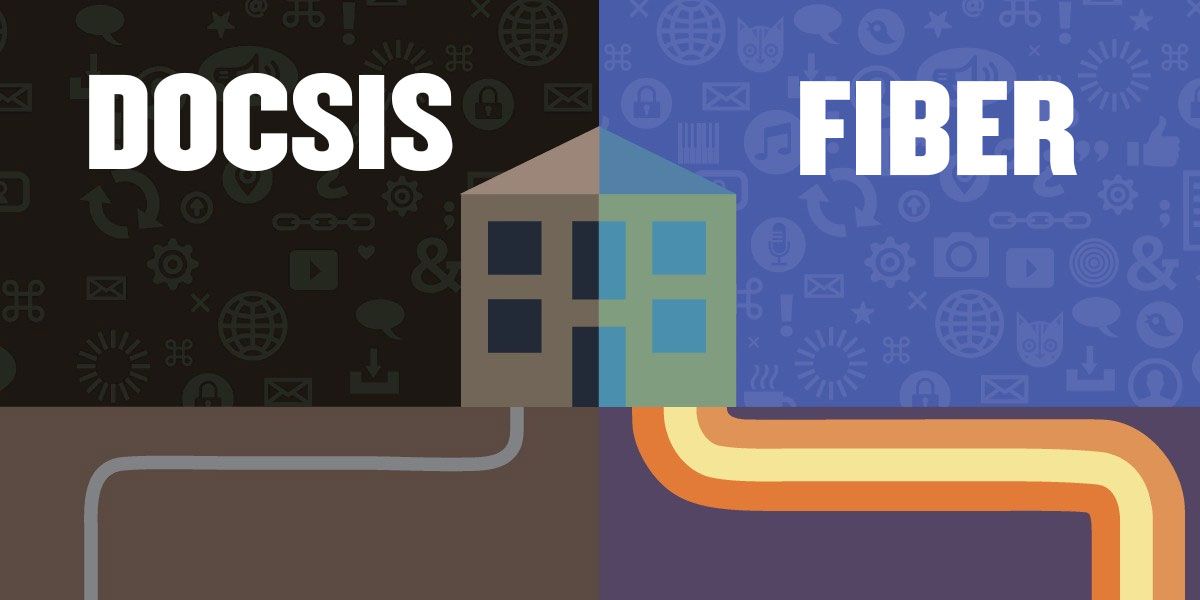 DOCSIS Vs Fiber