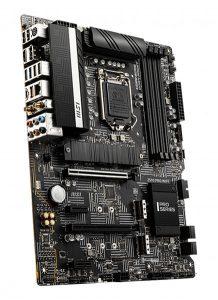 MSI Z590 PRO WiFi