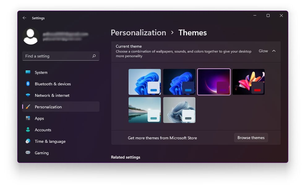 How To Change Default Theme In Windows 11
