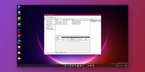How to Create Disk Partition in Windows 11