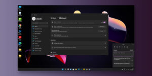 How to Enable and Check Clipboard History in Windows 11