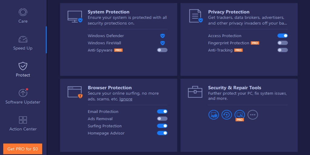 What is Advanced SystemCare